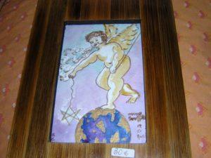 Criss artiste ange
