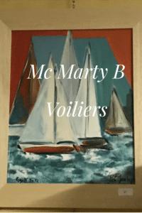 voiliers bateau